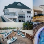 Photos from footballer Emmanuel Emenike's Mansion launch in Owerri