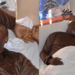 Photos of Dino Melaye in police hospital