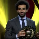 Mohamed Salah wins 2018 CAF African Player of the Year again