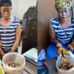 Police Nab Lady Who Attempted To Smuggle Tramadol, Marijuana For Jailed Boyfriend