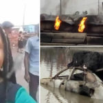 Ojo Tanker Fire: Two Confirmed Dead, Scores Injured After Bad Road Causes Accident (PHOTOS & VIDEO)