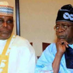 Tinubu Attacks Atiku, Says Ex-VP Not Fit For President
