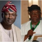 Jimi Agbaje, Bode George unite against APC in Lagos
