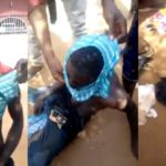 Man nabbed stealing panties in Benin days After Oba's warning (Photos & Video)