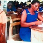 41-year-old woman enrolls in Junior High School to achieve her dream of being a health officer (Photos)