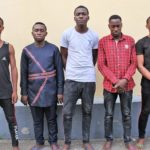 N31 Million Recovered From Five Yahoo Boys After Arrest.