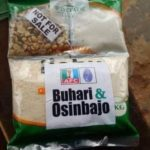 Election Fever As Buhari/Osinbajo Campaign Complete Meal Photo Hits The Internet