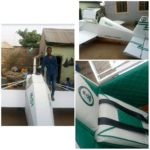 Checkout This Airplane Built By a 20 Year Old Nigerian Under-graduate in Yola (Photos)