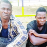 Two Men Arrested For Raping Married Woman In Benue