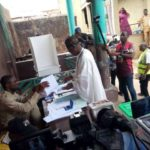 Card Reader Rejects Lai Mohammed; Votes Manually