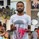 CYBER CRIME!!! EFCC Raids 19 Yahoo Boys In Ibadan; Ladies Pants, Charms, Cars Recovered [PHOTOS]