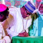 Nigeria Is Bigger Than Any Political Party, Says Buhari