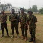 How Fake Soldiers Were Nabbed While Escorting Policiticn In Imo
