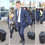 Bayern Munich Stars Touch Down In Liverpool Ahead Of Champions League Clash