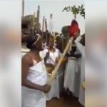 Witches Hold Mini Rally In Kogi, Endorse President Buhari (Photos)
