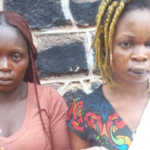 Female Kidnappers Who Abduct Children From Schools, Arrested.