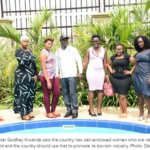 Uganda 'Unveils' Curvy And Sexy Women As New Tourist Attraction