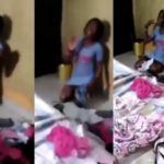 Housemaid caught with 8 panties belonging to her madam and her madam's daughter (PHOTOS & VIDEO)