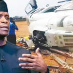 Presidency To Probe Osinbajo's Helicopter Crash
