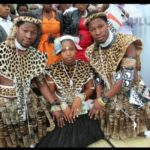 South African twins wed the same lady (Photos)