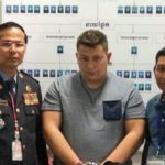 Three Nigerians Among The International Drug Ring Busted By Police in Cambodia (Photos)