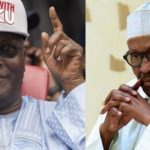 Breaking: Atiku beats Buhari inside Aso Rock polling unit