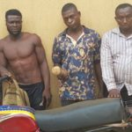 Deadly Gang Of Robbers Nabbed After Attacking Victim With Pestle (Photos)