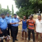 Aiye And Blue Mate Confraternity Members Arrested During Robbery Operation (Photos)