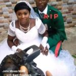 Nigerian Soldier Killed By Boko Haram 3 Months After His Wedding (Photos)