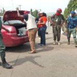 Lady Allegedly Caught With Over 5000 PVCs In Abia State (Photos)