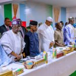 APC Caucus Hold Crucial Meeting In Abuja After Postponement Of Elections