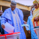 I will be the winner – Buhari says after he was asked if he will call his opponent and concede defeat if he loses