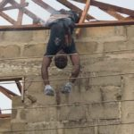 Carpenter Electrocuted In Broad Daylight While Working On A Roof In Delta (Photos)