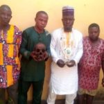 Islamic cleric arrested with human skull in Ogun State