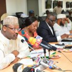 INEC Staff Swear Oath Ahead Of 2019 Elections