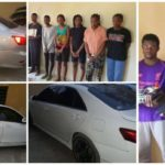 EFCC nabs 11 Yahoo Boys and Girls with exotic cars and gadgets in Ilorin (PHOTOS)