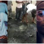 Heartbreaking story of man falsely accused of being a thief burnt to death in Lagos (PHOTOS)