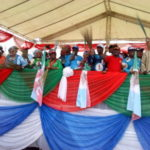 #Nigeria Decides: APC Wins All 3 Senatorial Seats In Ekiti State
