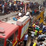 BREAKING! 3 Storey Building Housing Primary School With More Than 100 Pupils Collapse In Lagos (photos)