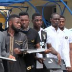 Exotic Cars, Laptops Recovered As EFCC Busts 11 Yahoo Boys In Lagos
