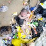 New Born Baby Found Dead After Being Abandoned At A Refuse Dump (Graphic Photos)