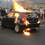 Nigerians And Other Foreign Nationals Seek Shelter As Xenophic Attacks Resume In South Africa (photos)