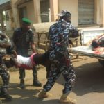 Graphic Photos Of People Killed In Post-election Violence In Taraba As Police Evacuate Corpses