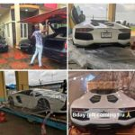 Anambra Man Buys Mouth-watering Lamborghini Aventador Worth N115m For His Birthday. (photos)