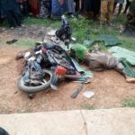Husband And Wife Crushed To Death While Returning From Market In Enugu (Graphic Photos)