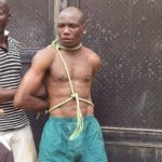 Robber Apprehended During Sunday Operation In Abuja (Photos)