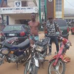 Notorious Robber Apprehended By Security Operatives In Rivers (Photos)