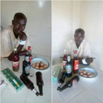 Sick Man Sneaks Out Of Hospital To Drink Beer, Says It Might Be His Last (Photos)
