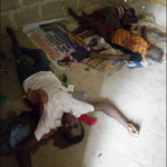3 Persons Shot Dead By Cultists In Uncompleted Building In Rivers (Graphic Photos)