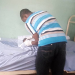 Baby Dies In Lagos Hospital After Being Given Wrong Blood By Doctor. (Photos)